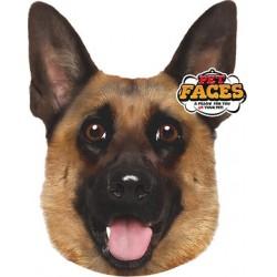 Pet Faces German Sheperd cuscino per cani