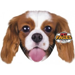 Pet Faces King Charles cuscino per cani