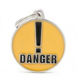 Medaglietta Danger 2017