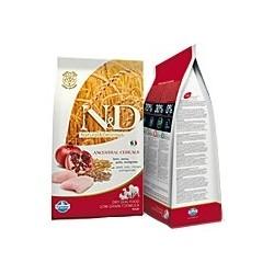 N&D Pollo e Melograno LIGHT Adult low grain 12kg crocchette cane SCADENZA OTTOBRE 2017