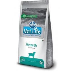 Vet Life Growth crocchette dietetiche cane