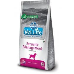 Vet Life Struvite Management 2Kg crocchette dietetiche cane