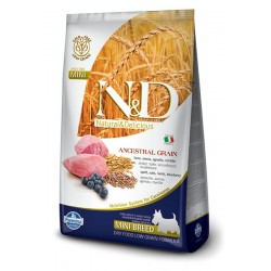 N&D Adult Agnello e Mirtillo MINI low grain 7kg crocchette cane