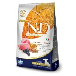 N&D Puppy Agnello e Mirtillo MINI low grain 7kg crocchette cane