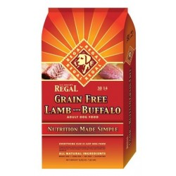 Regal Lamb & Buffalo Grain Free 6,8Kg crocchette cane senza cereali