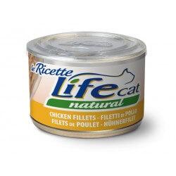 Life Cat Filetti di Pollo 150g umido gatto