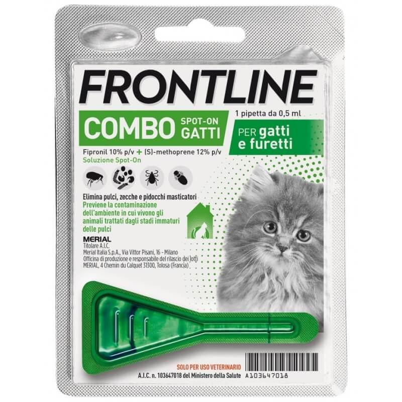 Frontline Combo Gattini 1 pipetta