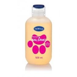 Tewua Shampoo e Balsamo  500ml