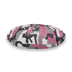 Mast Ovale Sfoderabile camouflage rosa