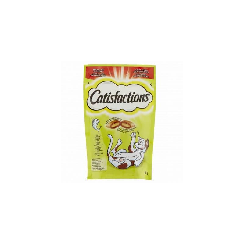 Catisfaction al Tonno 60g snack per gatti