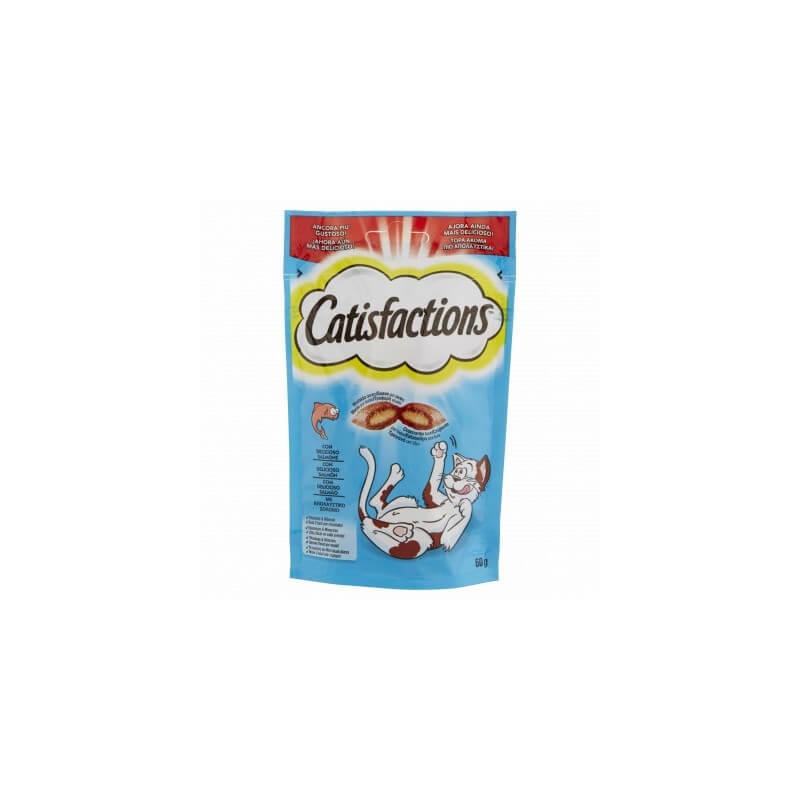 Catisfaction al Salmone 60g snack per gatti