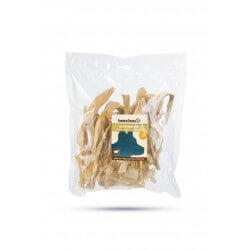 Beeztees Strisce di Pelle di Agnello 100g