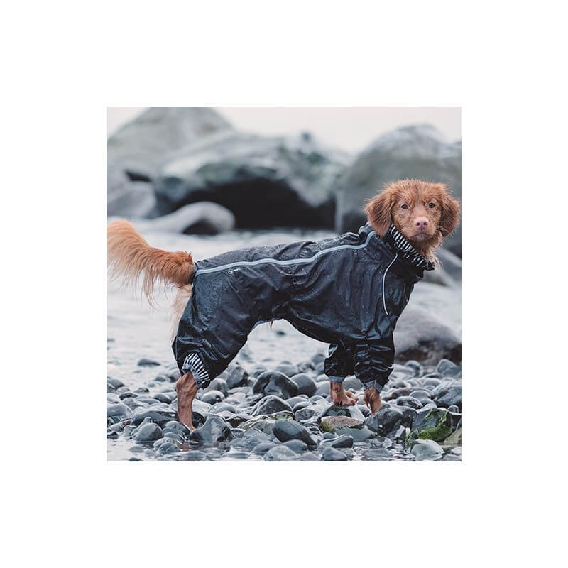 Hurtta Tuta Downpour Suit impermeabile per cani