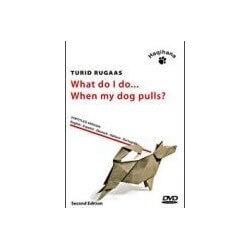 """HAQIHANA DVD : """"What do I do...When my dog pulls"""" - (che fare... se il mio cane tira?)"""