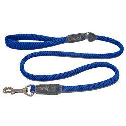 Coralpina Guinzaglio Cinquetorri Softy Line 110cm Blu