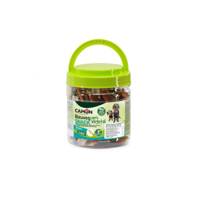 Camon Bauveg Mini Stick Light 300g snack per cani