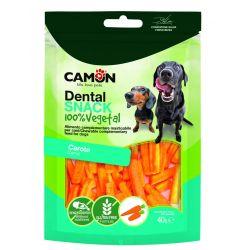 Camon Bauveg Carotine Crispy 40g snack per cani
