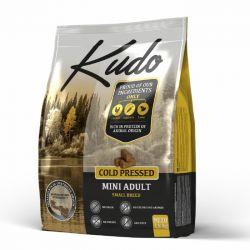 Kudo Mini Adult Pollo 7,5kg grain free pressato a freddo per cani