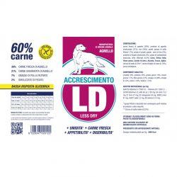 Vet Line Accrescimento LD Agnello3kg crocchette cucciolo