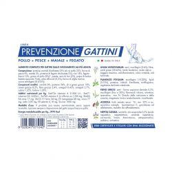 Vet Line Prevenzione Gattini Pollo e Pesce 400g crocchette kitten