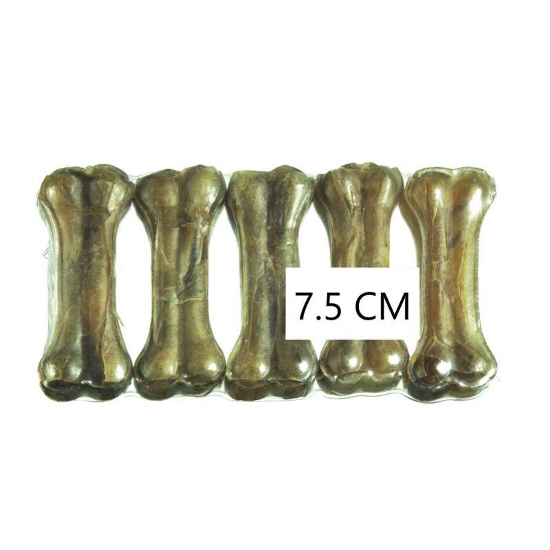 Camon Osso in Pelle Bovina 7.5cm