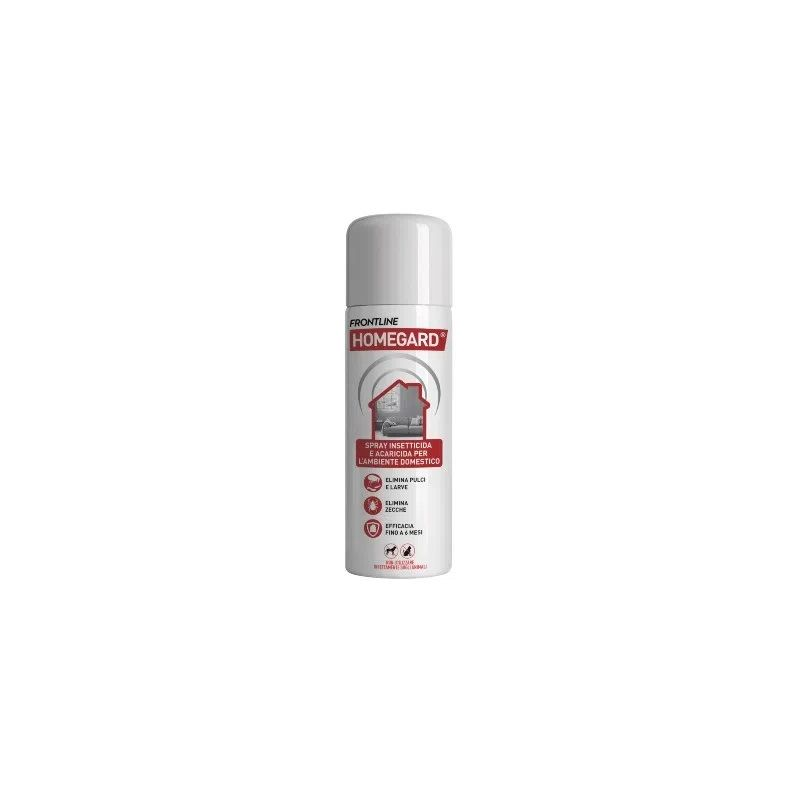 Frontline Homegard Spray pulci e zecche per ambiente