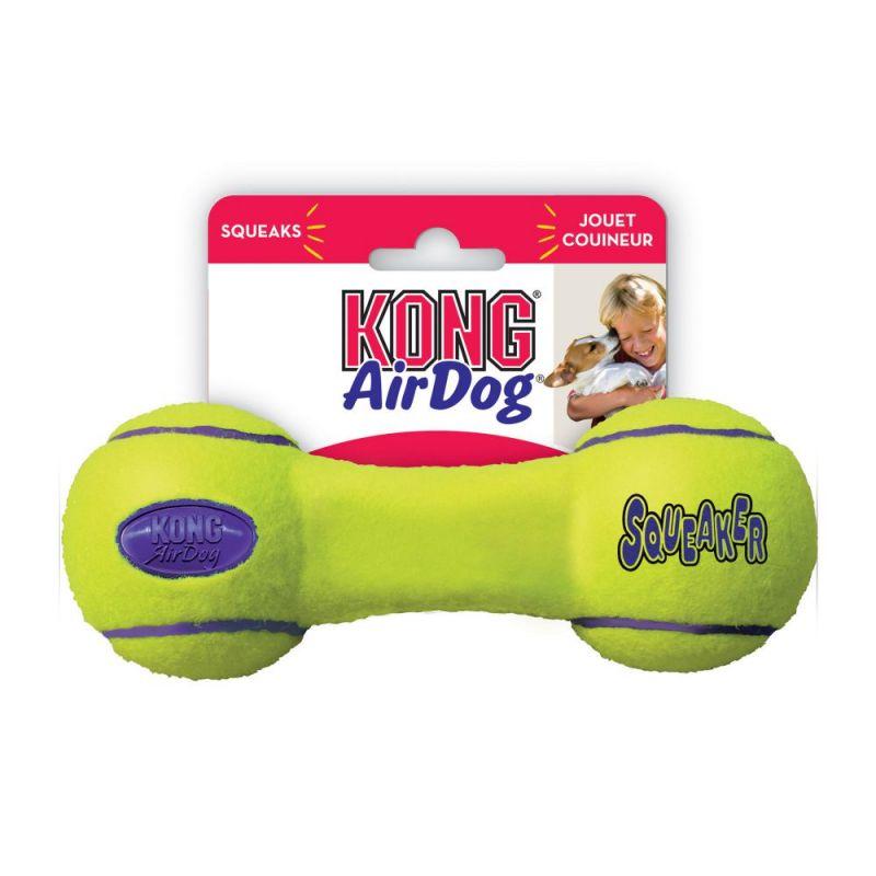 Kong Air Dog Squeaker Dumbbell