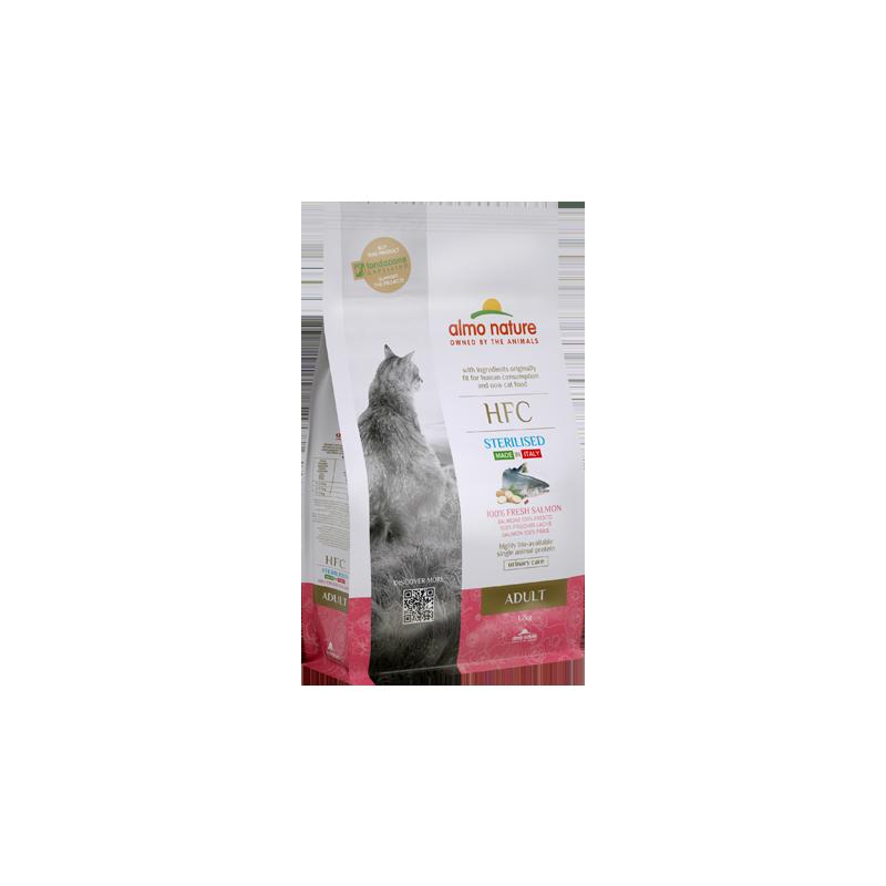 Almo Nature HFC Adult Sterilizzato Salmone 1,2Kg