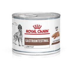 Royal Canin Gastrointestinal Low Fat 12 x 200g umido cane