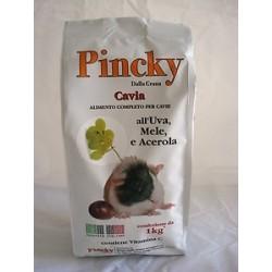 Pincky Mangime per Cavie con Uva Mele e Acerola 1kg