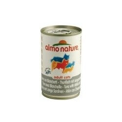 Almo nature CaT Adult Tonno con Bianchetti 140g