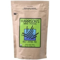 Harrison's Adult Lifetime Fine estruso naturale small medium