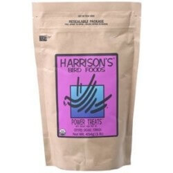 Harrison's Power Treats 454g estruso naturale medium large
