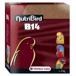NutriBird B14 Mantenimento 4kg estruso small