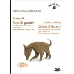 """HAQIHANA DVD: """"Lavoro di fiuto - Giochi e ricerca"""""""