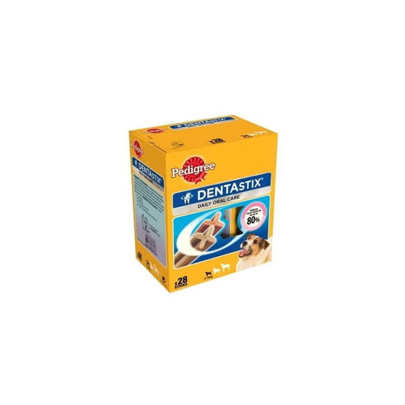 Pedigree Dentastix Mini 5-10Kg MULTIPACK 28pz
