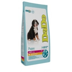DADO Puppy Large Pollo e Riso 12kg