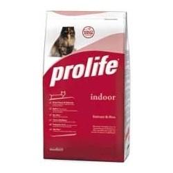 prolife Adult Cat Indoor Salmon & Rice crocchette gatto sterilizzato