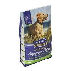 Fish4Dogs Superior Puppy Small Grain Free