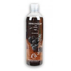 Officinalis Shampoo al Mirtillo Nero e More nere di Rovo per cavalli 500ml