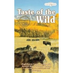Taste of the Wild High Prairie 13,61Kg crocchetta cane senza cerali