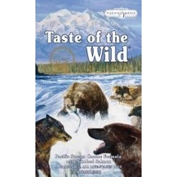 Taste of the Wild Pacific Stream 13,61Kg crocchetta cane senza cerali