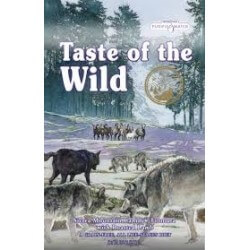 Taste of the Wild Sierra Mountain 13,61Kg crocchetta cane senza cerali