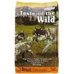 Taste of the Wild Puppy High Prairie 13,61Kg crocchetta cane senza cerali