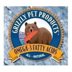 Olio di Salmone Grizzly