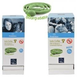 Orme Naturali Leis Collar collare antiparassitario biodegradabile cane