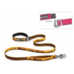 Ruffwear Flat Out Leash guinzaglio in nylon 180cm x 25mm