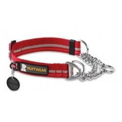 Ruffwear Chain Reaction Collar semistrozzo in nylon e acciaio