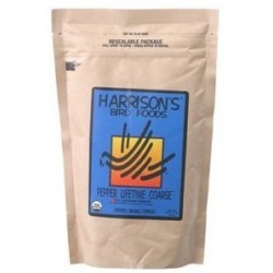 Harrison`s Pepper Lifetime Coarse 454g pappagalli large