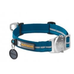 Ruffwear Top Rope Collar collare in nylon con gancio in alluminio